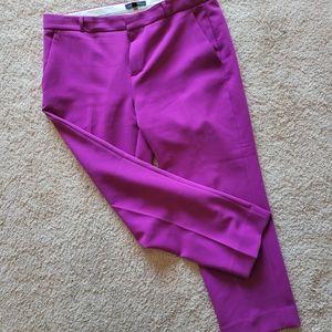 Banana Republic Avery Pink Dress Pants